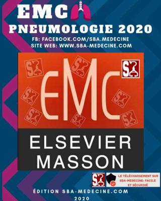 [pneumplogie]:EMC pneumologie 2020 pdf gratuit 20200819