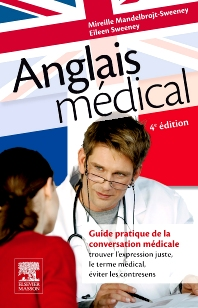 [livre]: Anglais Médical, 4 ème édition pdf gratuit 97822911
