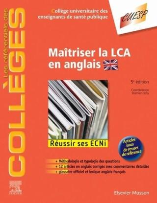 [LCA]:Référentiels des Collèges Maîtriser la LCA en anglais pdf gratuit 97822931