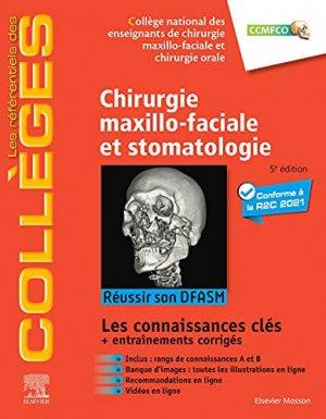[maxillo-faciale]:Référentiel Collège de Chirurgie maxillo-faciale et stomatologie R2C 2021 pdf gratuit  97822938