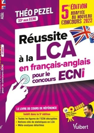 [LCA]:Réussite à la LCA en français-anglais pour le concours ECNi pdf gratuit - Page 2 97823110