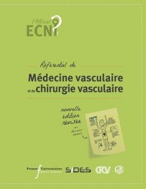 [vasculaire]:Référentiel de Médecine Vasculaire et de Chirurgie Vasculaire dernière édition  - Page 6 97828611