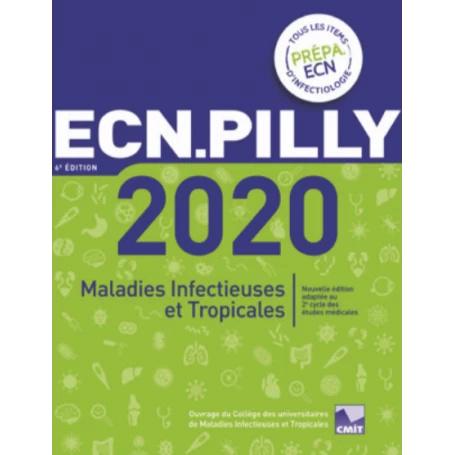 [livre]:ECN PILLY 2020 Maladies Infectieuses et Tropicales pdf gratuit Ecn-pi10