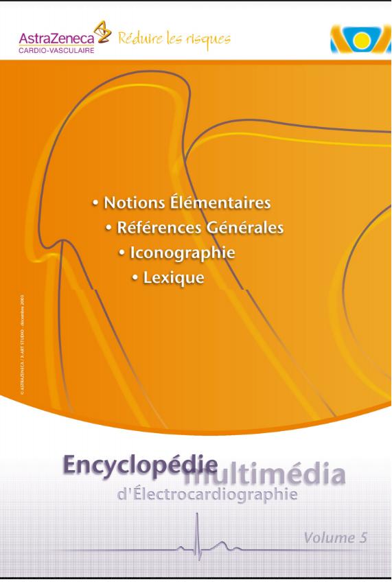 [ECG]:meilleur guide pour la maitrise de l'ECG:Encyclopédie multimédia pdf gratuit  Ecs10