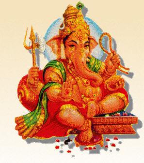 விநாயகப் பெருமானைத் துதித்துச் செய்ய வேண்டிய பூஜை இது. Ganesh10