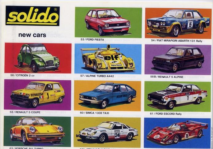 Solido - Catalogue 1977 - Export File0115