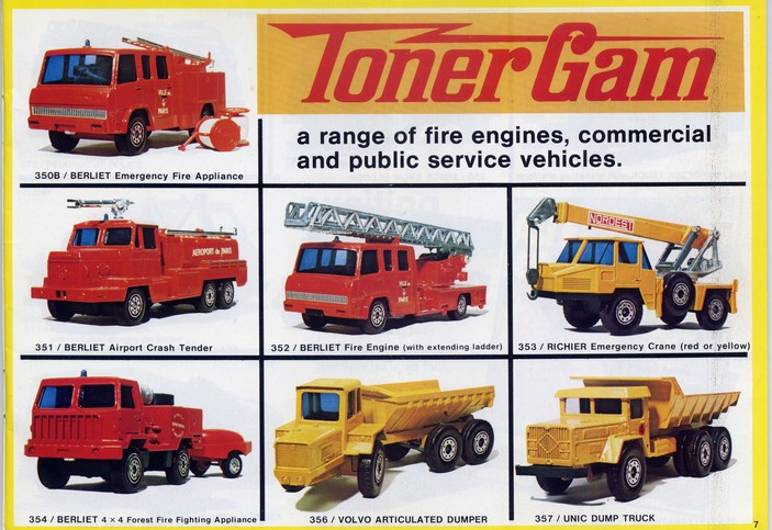 Solido - Catalogue 1977 - Export File0116