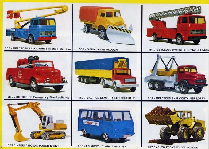 Solido - Catalogue 1977 - Export File0117