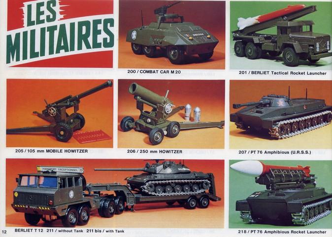 Solido - Catalogue 1977 - Export File0121