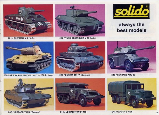 Solido - Catalogue 1977 - Export File0124
