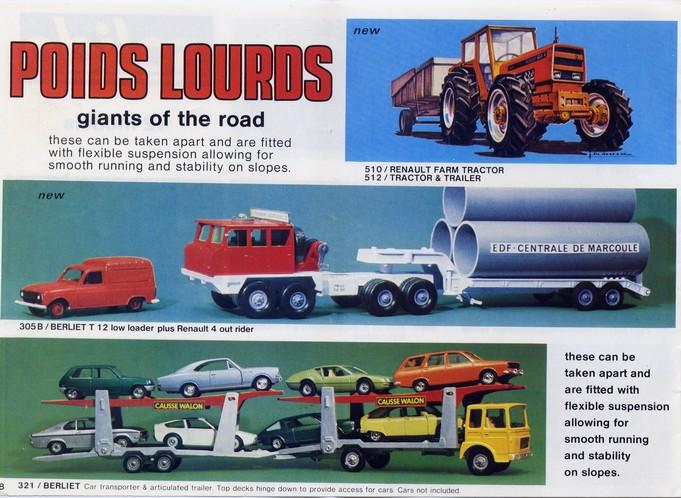 Solido - Catalogue 1977 - Export File0127