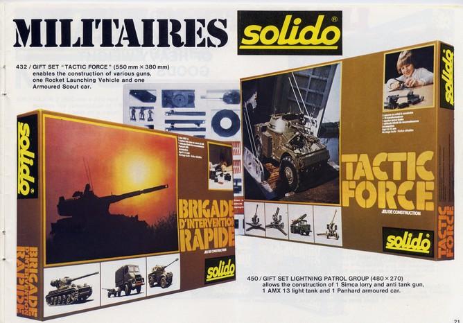 Solido - Catalogue 1977 - Export File0130