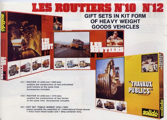 Solido - Catalogue 1977 - Export File0131