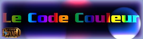 LE CODE COULEUR (3) - Du lundi 18 au vendredi 22/02/2013 Baniar11