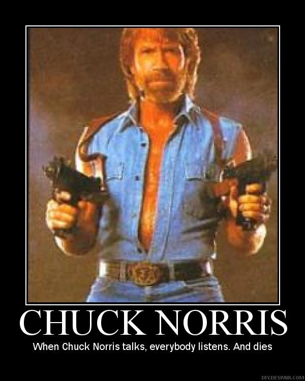Chuck Norris Chuckn10