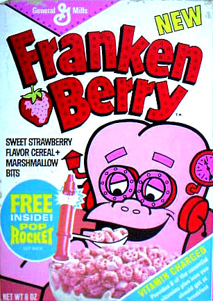 FAVORITE CEREALS? (you can have more than one) Franke10