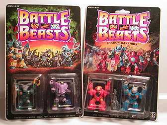 BATTLE BEASTS! Packag10