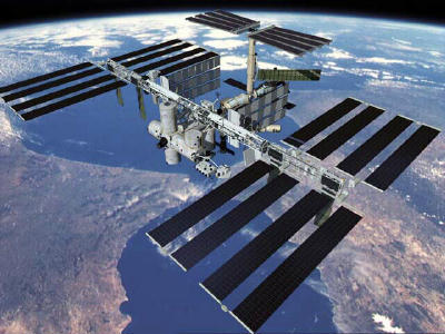 The International Space Station (IT'S REAL!) Space-10
