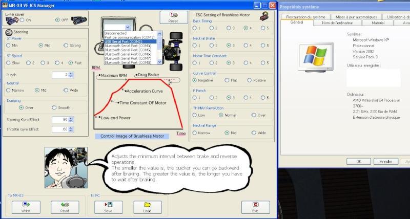 Câble ICS Perso pour MR02ASF MR03 Mr03VE Ics_mr10
