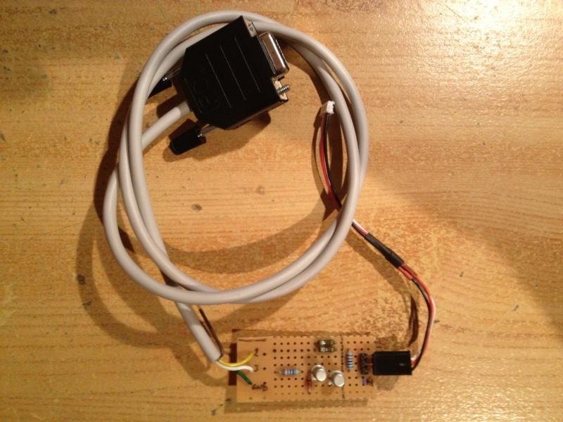 Câble ICS Perso pour MR02ASF MR03 Mr03VE Photo_17