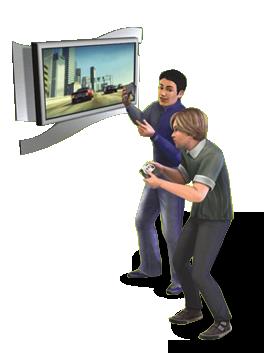 Les Sims™ 3 Inspiration Loft Kit Render10