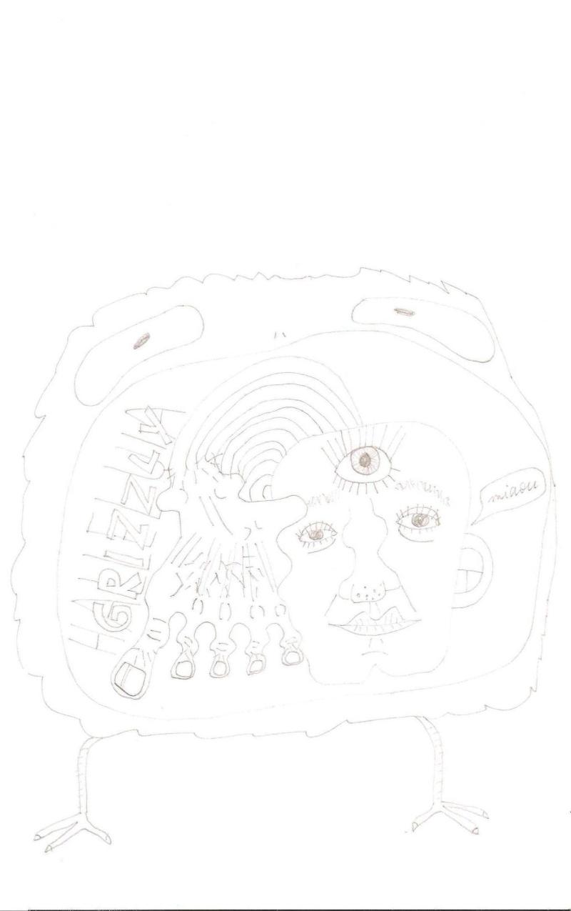 gribouillis forme. 410