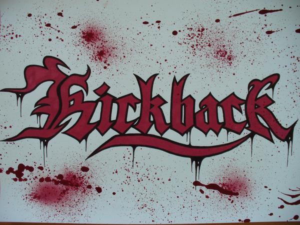 """KICKBACK"" negative hardcore Kickba10"