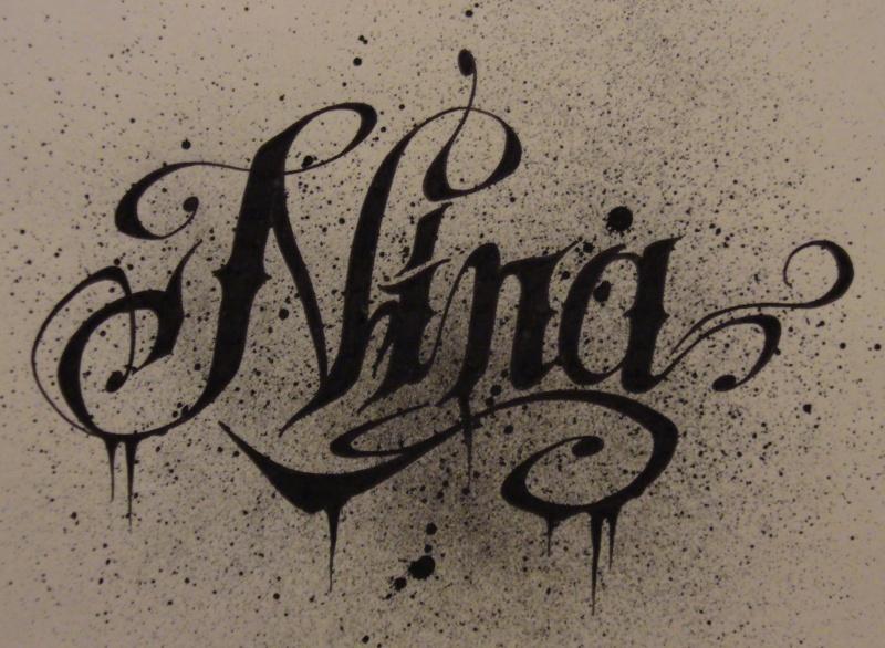 """""""NINA"""" Nina10"""