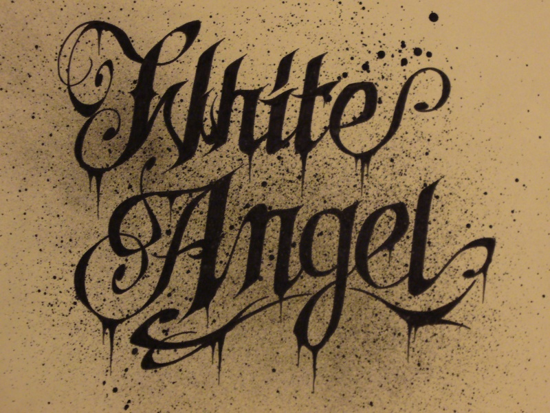 """White Angel"" Whitea10"