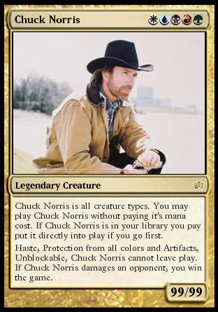 Best Card Ever! Chuck-10
