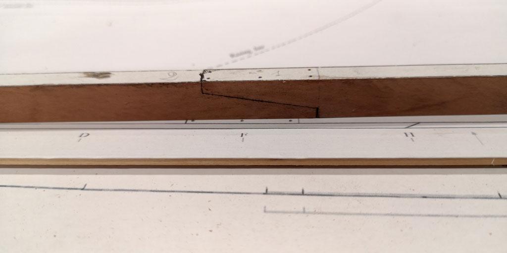 H.M.S. PEGASUS - Swan Class by David Antscherl & Greg Herbert Scale 1:36  00514