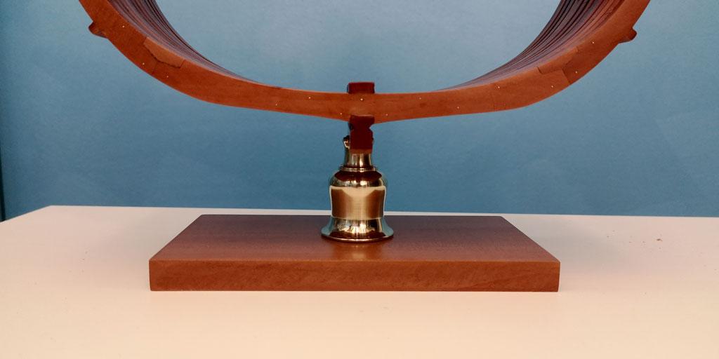 Studio della carpenteria di un vascello inglese di fine '700 3910