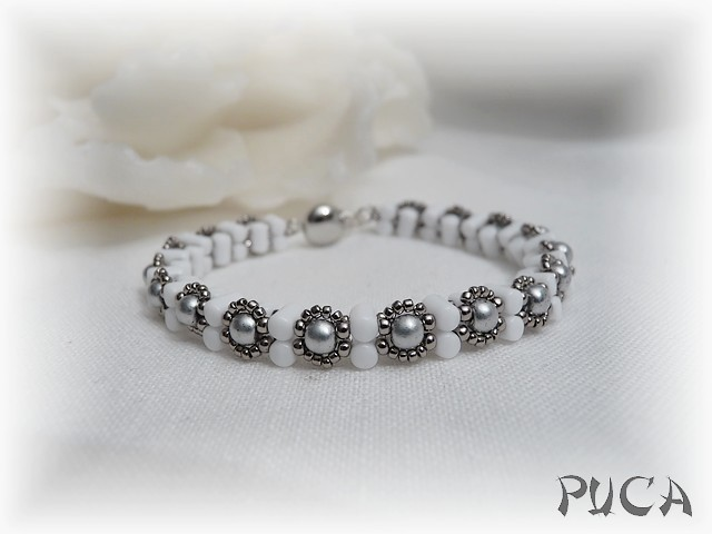 "Bracelet ""Lee"" avec les Rulla Lee_jo11"