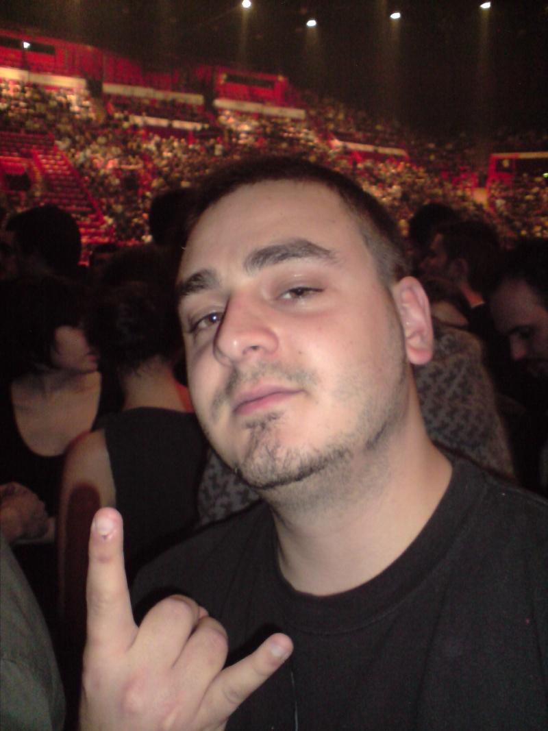 Rammstein a Bercy 09/12/09 P0912011