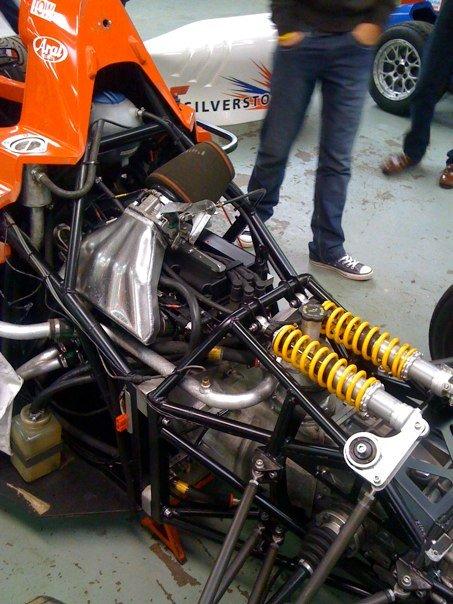 Imagenes de carros Formula Silverstone (muy parecidos a los Formula SENA) Carro110
