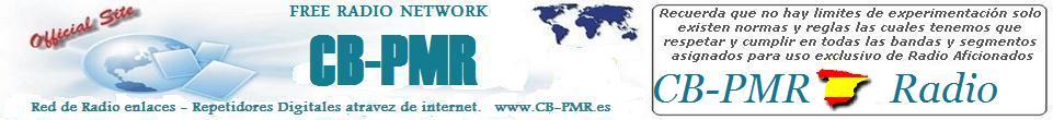 Radioaficionados CB-PMR
