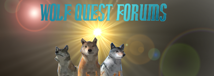 WolfQuest Forum