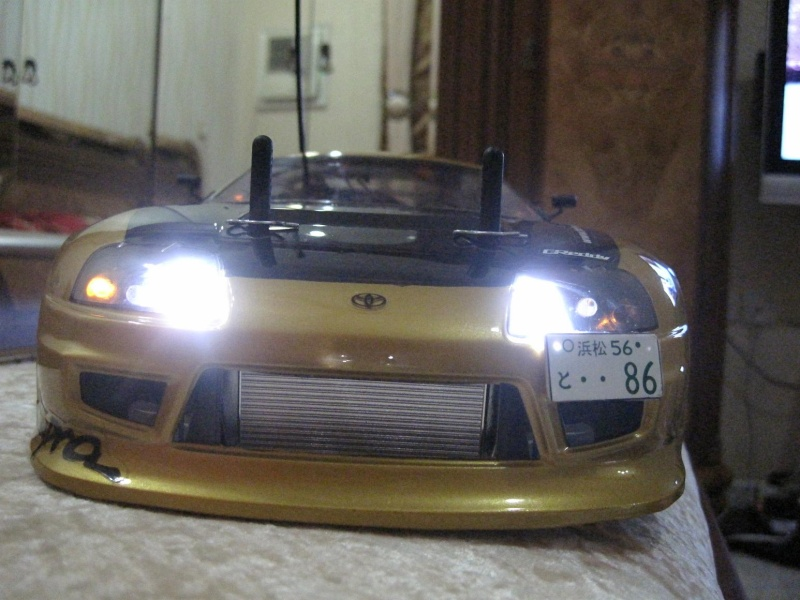 MY car from hpi 1110