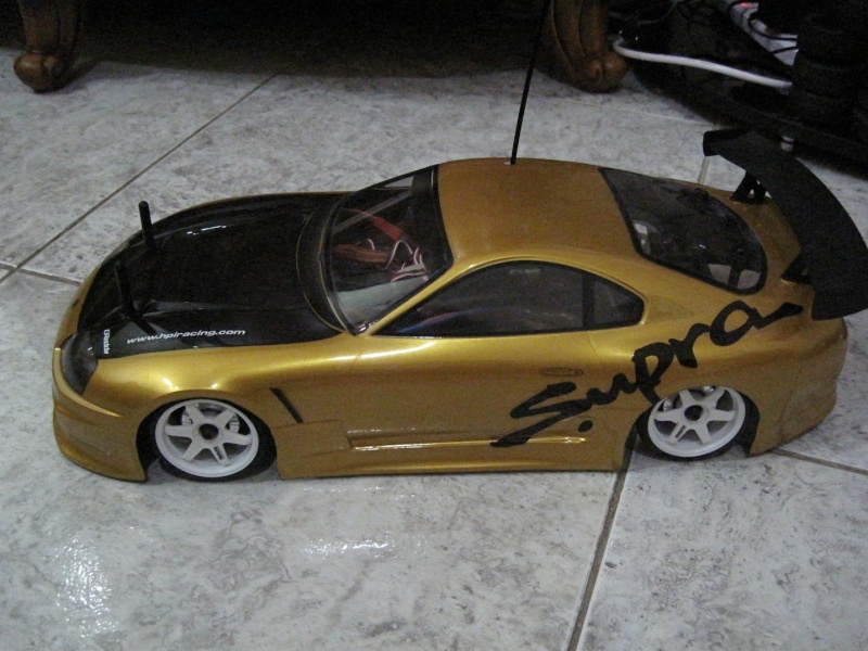 MY car from hpi 1410