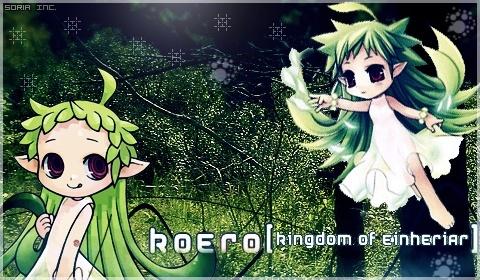 KoeRO[Kingdom of Einheriar   Ragnarok Online] Logo211