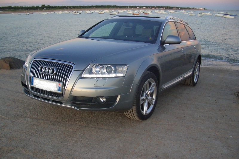 "Topic Officiel > Audi A6 ""C6"" Allroad 2005-2011 Cimg3310"
