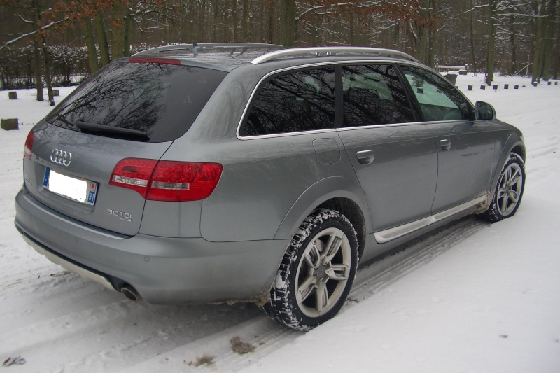 "Topic Officiel > Audi A6 ""C6"" Allroad 2005-2011 Cimg3813"