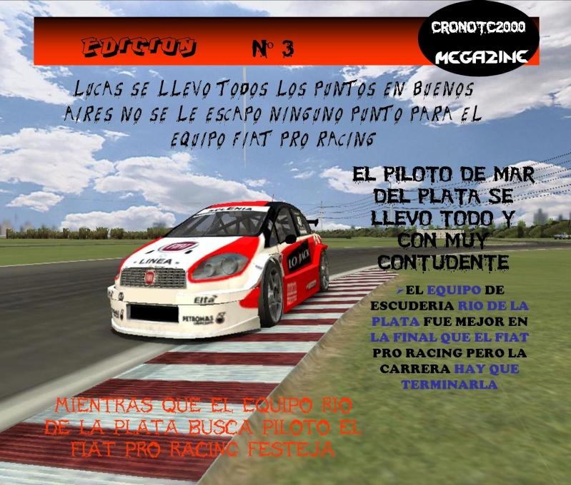 Revista Edicion N°3 Buenos Aires (Carrera Especial) 2a11
