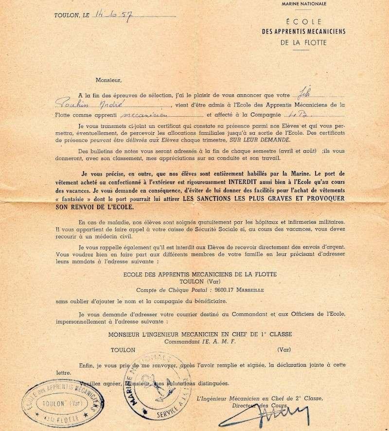 ÉCOLE DES APPRENTIS MÉCANICIENS DE LA FLOTTE - TOME 1 - Page 35 Img00412