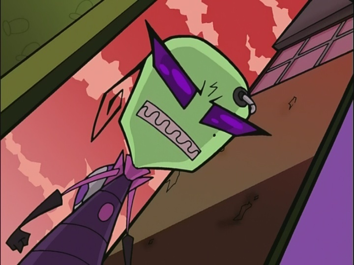 Invader Zim, Tak, and The Mysterious Number 119: Featuring GIR Tak_112