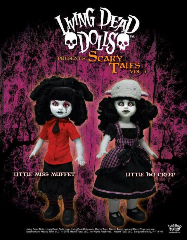 Scary Tales vol.5 Little Miss Muffet  64443110