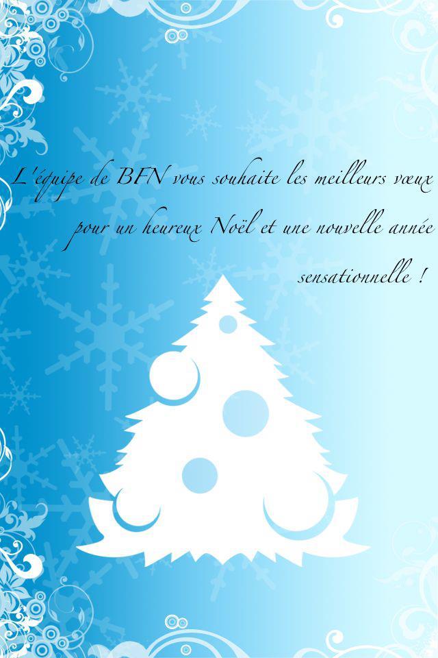 Bon réveillon et Joyeux Noël avec BFN Noel10