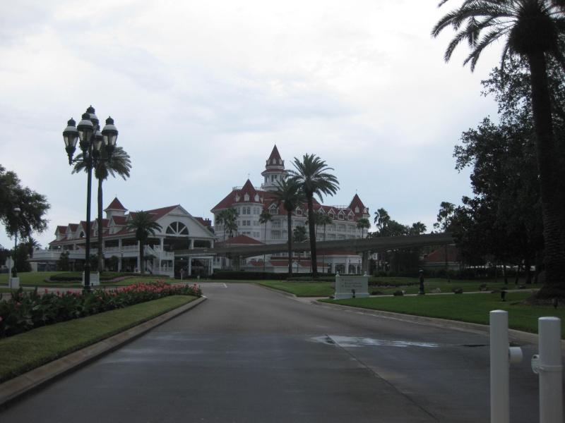 [Walt Disney World Resort] Séjour au Grand Floridian (été 2009) Img_2013