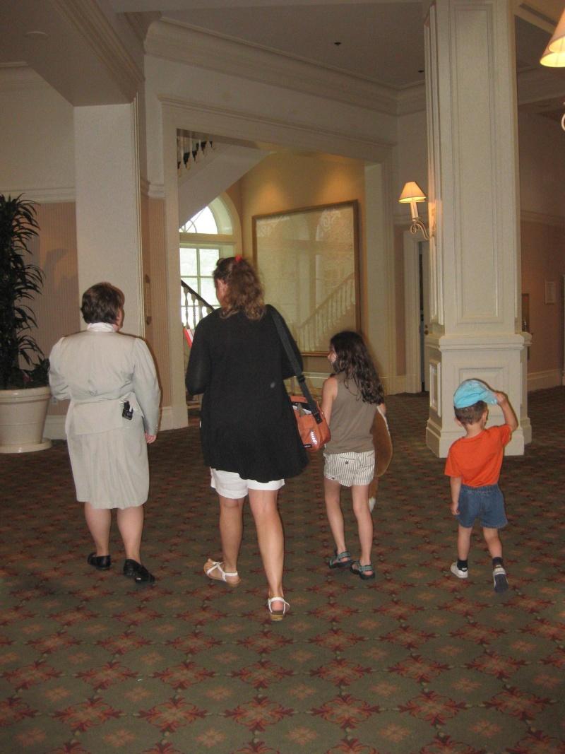 [Walt Disney World Resort] Séjour au Grand Floridian (été 2009) Img_2016