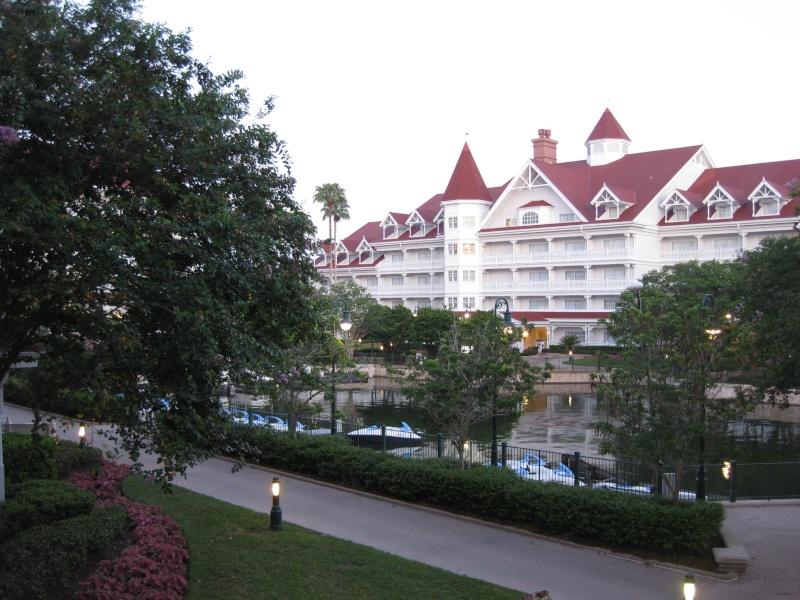 [Walt Disney World Resort] Séjour au Grand Floridian (été 2009) Img_2213